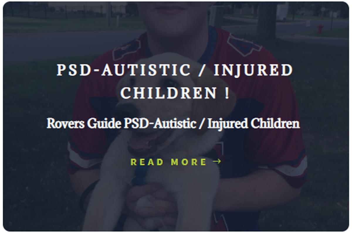 PSD-Autistic / Injured Children